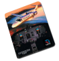 Cessna Citation CJ3 Mousepad
